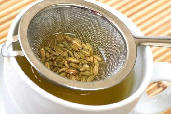 семена петрушки фото с водой