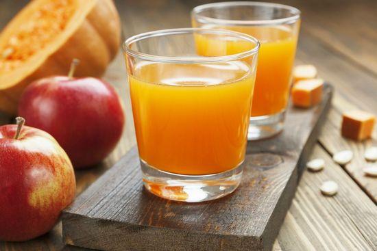 Полезные свойства тыквенного сока