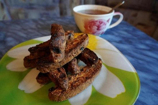 Печенье «Бискотти»: рецепт традиционный