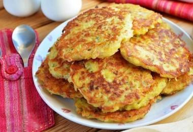 Картофельные драники в духовке