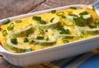 Кабачки с яйцом в духовке: рецепты