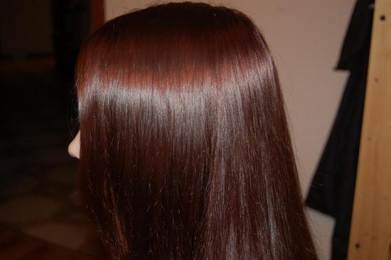 Краска для волос из луковой шелухи