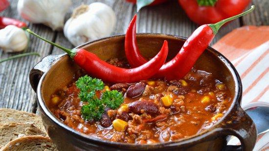 Особенности применения перца чили