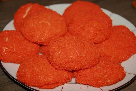 Картофельные зразы в духовке