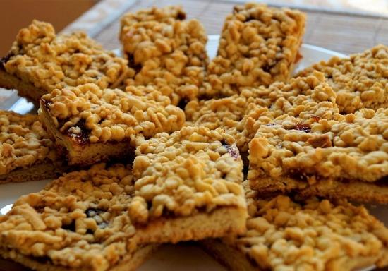 Кукурузное печенье без яиц: рецепт