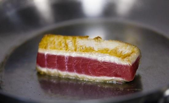 филе тунца
