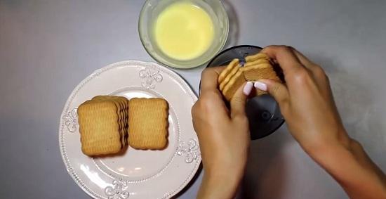 разламываем печенье