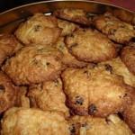 Овсяные печенья