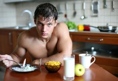 Белковая диета для спортсменов