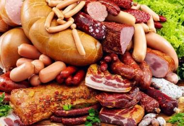 Таблицы калорийности мяса, птицы и колбас