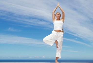 Йога для начинающих. Основные упражнения. Видео