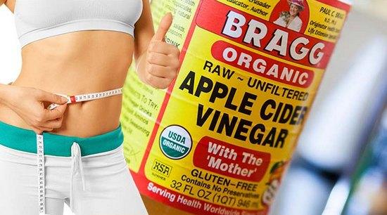 Яблочный уксус для похудения: как принимать правильно?
