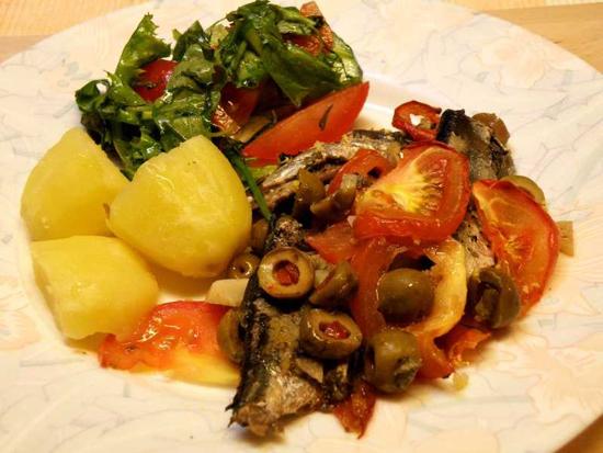 Самые вкусные блюда из салаки