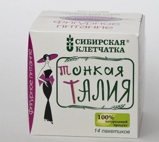 Как правильно употреблять «Сибирскую клетчатку» для похудения?