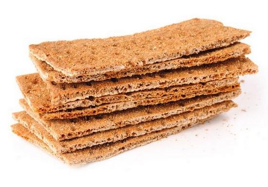 Польза и вред пшеничных хлебцев