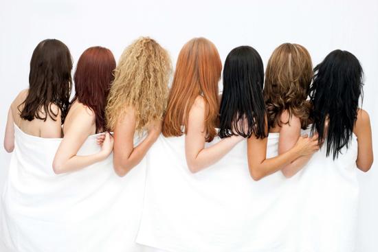 Как правильно определить, какой цвет волос подходит по типу кожи?