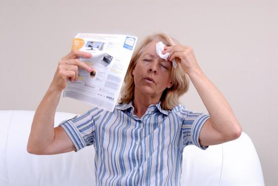 Как облегчить симптомы климакса?