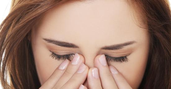 Причины сухости роговицы глаз