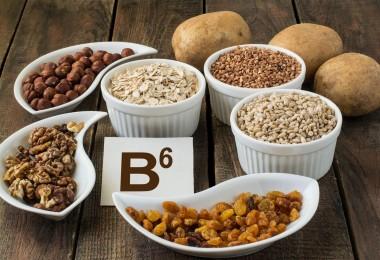 Польза витамина В6