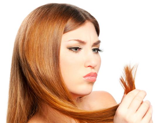 Как вылечить волосы в домашних условиях от секущихся кончиков?