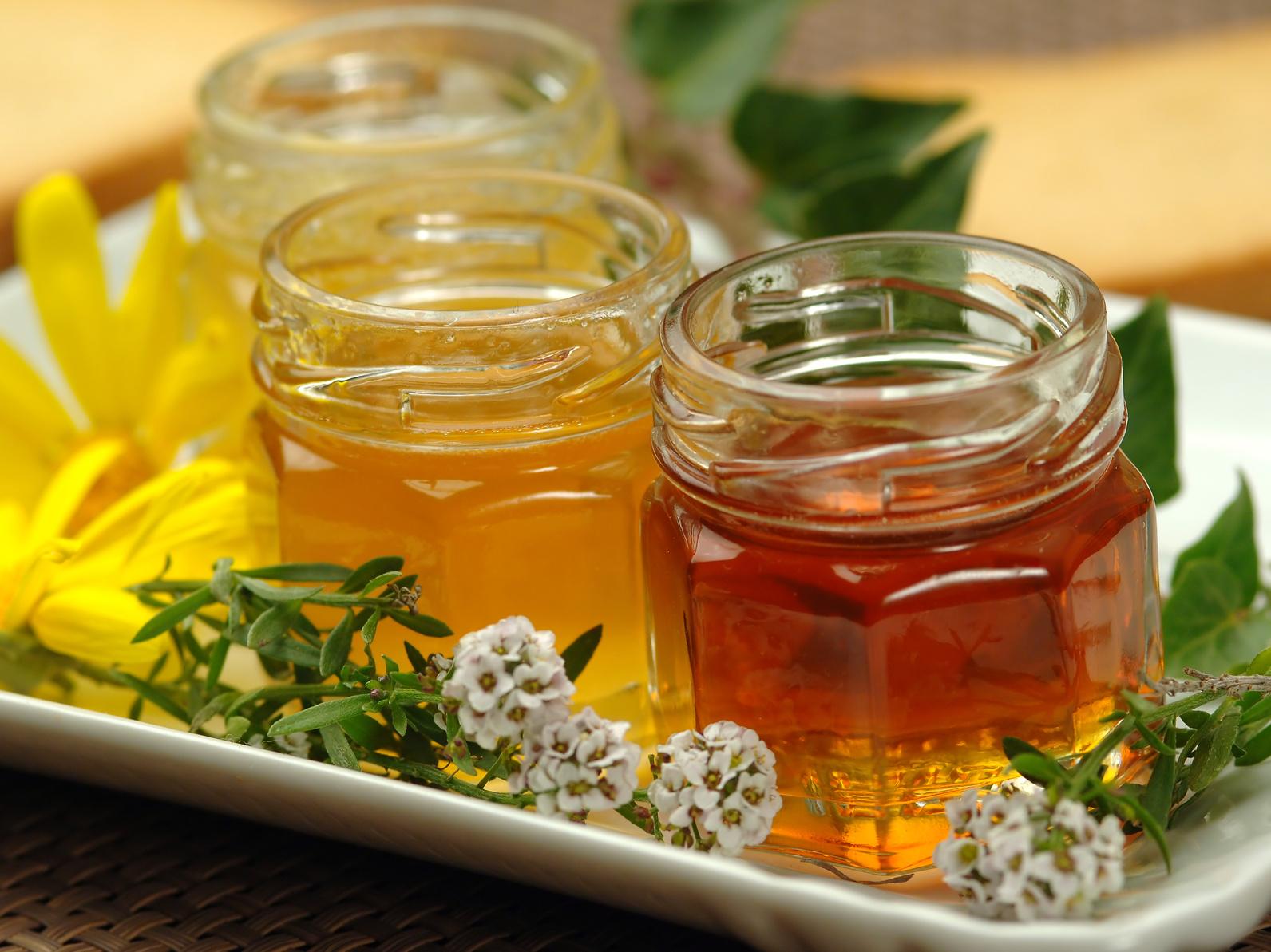 Чем полезен каштановый мед?