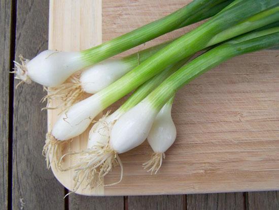 Какую пользу принесет зеленый лук?