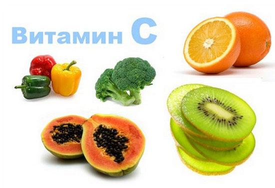 Влияние и значимость витамина С для жизни и здоровья человека