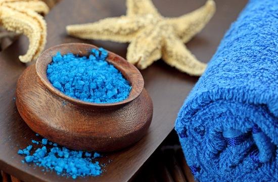 Морская соль: применение