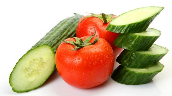 Маски для лица из помидора
