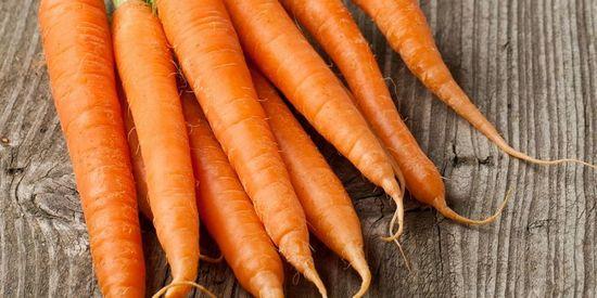 Какая польза от употребления сырой моркови в разной форме?