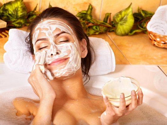 Чем полезна для лица маска из сметаны?