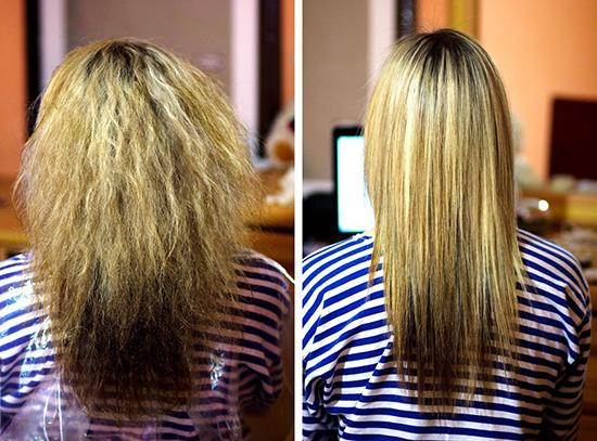 Чем лучше восстановить волосы