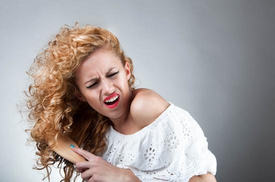 Как ухаживать за кудрявыми волосами?