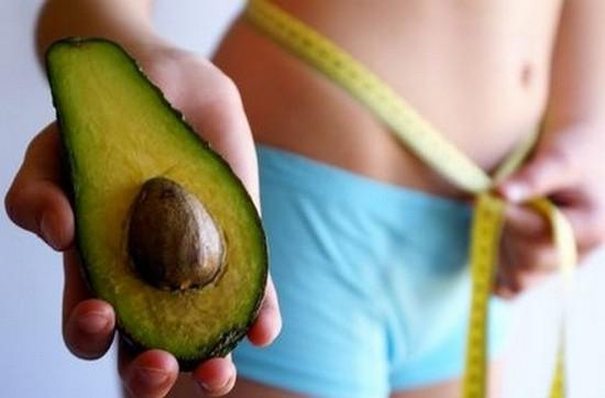худеть с авокадо