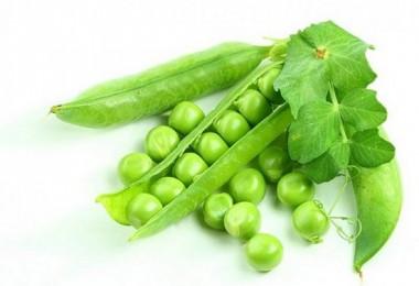 Сколько калорий в 100 граммах свежего, зеленого консервированного гороха?