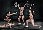 Круговая тренировка для девушек