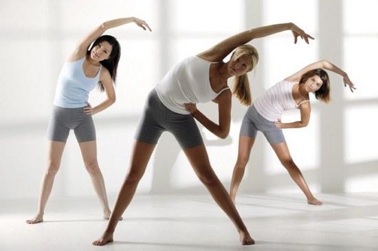 Лучшие упражнения для разминки