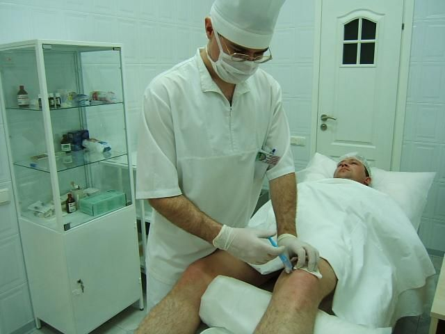 Методы лечения ревматизма коленного сустава