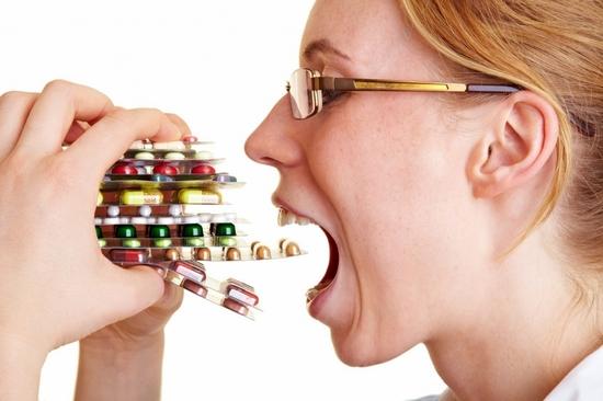 Таблетки от спазмов в животе
