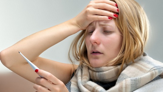 Температура при заболевании тонзиллитом