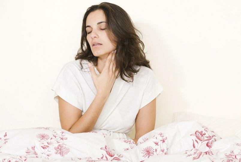 Тонзиллит: симптомы заболевания