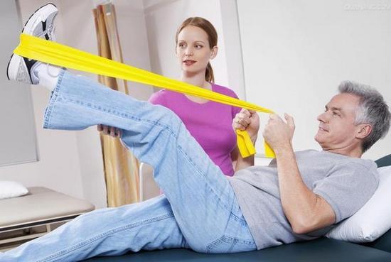 Упражнения для восстановления ноги после перелома
