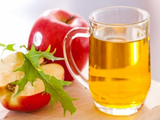 Маска для лица с яблочным уксусом