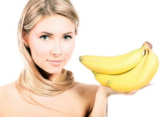 Отзывы об использовании банановой маски для кожи лица
