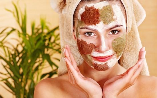 Рецепт красной глиняной маски для лица