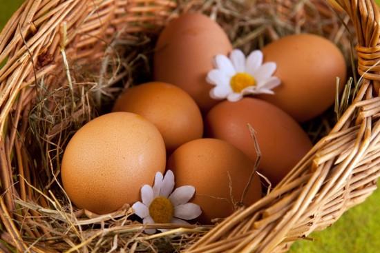Преимущества маски для лица из яиц