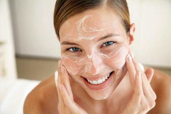 Для лечения жирной и проблемной кожи лица в маски