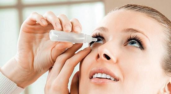 методы лечения синдрома сухого глаза