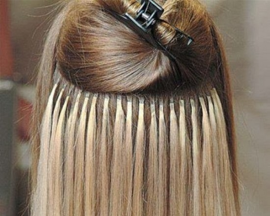 Как ухаживать за наращенными волосами