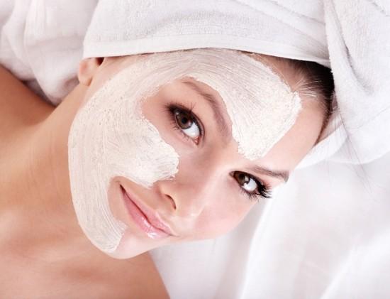 Успокаивающая маска для лица от покраснений